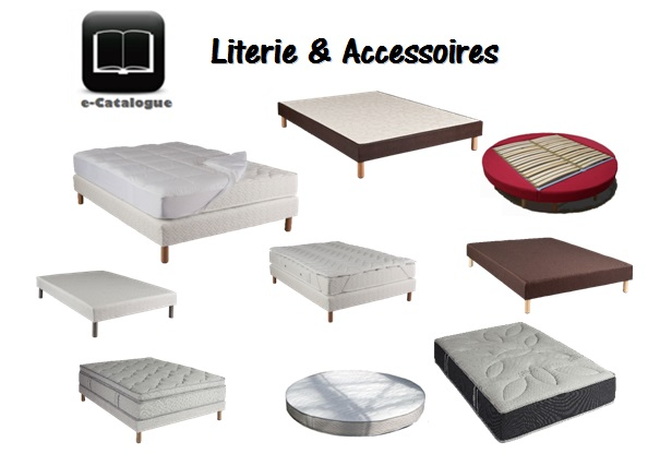 catalogue literie flm fabricants literies matelas et sommiers. Black Bedroom Furniture Sets. Home Design Ideas