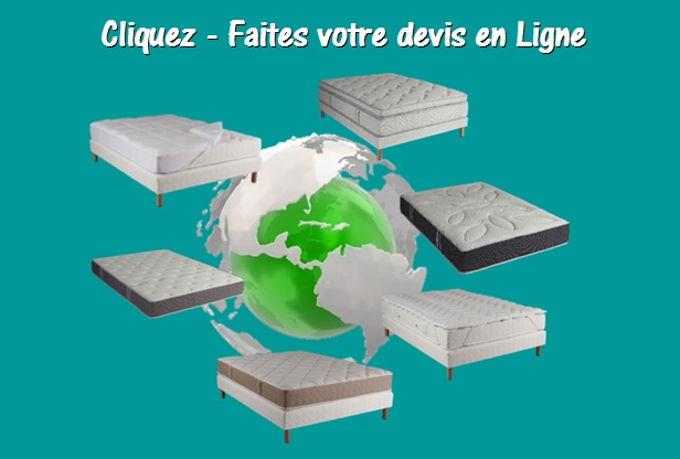 Catalogue literie flm fabricants literies matelas et for Literie en ligne
