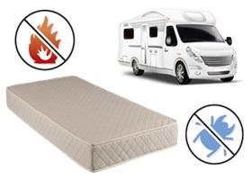 Lit pour Camping Car FLM Matelas et Lit et pour Camping Car