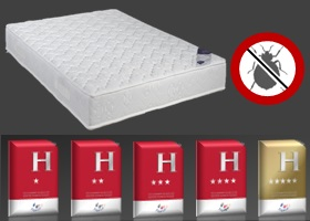 matelas anti punaises de lit literies et matelas anti. Black Bedroom Furniture Sets. Home Design Ideas